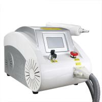 China Tattoo Removal Portable Tattoo Removal Machine 1064nm Nd Yag 532 Ktp wholesale