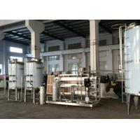 Automatic RO Drinking Water Treatment Equipment for Beverage Plant Reverse Osmosis System