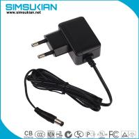 China Power adapter 5V0.6A CE Plug passed CE GS CB Certificate wholesale