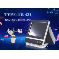 China Ultrasound Face Lifting Machine For Skin Tightening / Wrinkle Remover Body Shaping Machine on sale
