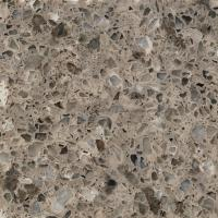 China Artificial Quartz stone Slab Countertop Flooring Tiles , Customized wholesale