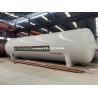 China 1mm Corrosion Allowance LPG Gas Storage Tank Shell 18mm / Head 20mm Tank Thickness wholesale