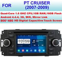 China 2007 - 2009 Chrysler DVD Player , Dual Zone Car DVD Player Auto Radio Multimedia GPS wholesale