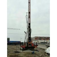 Buy cheap XPG-65 long mast jet grouting drilling rig single double triple jet grouting drilling rig from wholesalers