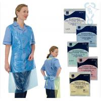 China Colorful Disposable Medical Apron 1000pcs/ctn V9 on sale