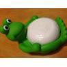 China Animal Design Bathroom Plastic Soap Dish , Duck / Frog Soap Dish Non Phthalate Vinyl wholesale