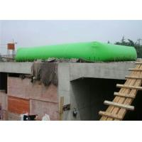 China Construction Site Collapsible Water Storage Tank , Water Pressure Tank Bladder Foldable wholesale