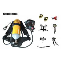 Fire Fighting Safety Equipments positive pressure air breathing apparatus(SCBA)