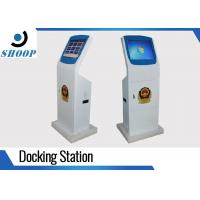 China Law Enforcement Body Camera Docking Station 20 Ports With Management System wholesale