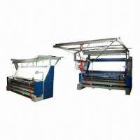 China Cloth roll slitting machine  wholesale