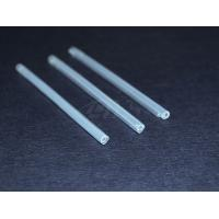 China Clear Single Fiber Optic Splice Sleeves Heat Shrinkable Sleeves For Cables wholesale