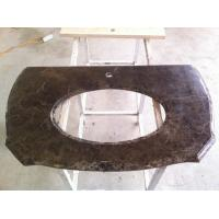 China Artificial / Natural stone Solid Surface Kitchen Countertop Quartz Vanity Top wholesale
