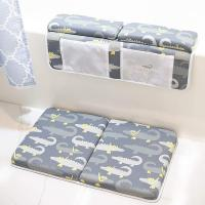 China Functional Anti Skid Bath Kneeling Pad Neoprene Padded For Bathing Babies / Pets wholesale