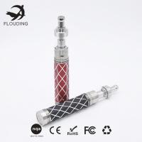 Color Stainless Steel E Cigarette , Vaporizer Electronic Cigarettes