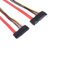 China Special Price premium SATA Cable 22P Male to Female Power Cable for HDD wholesale