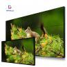 China 9 Screen Splicing 55 Video Wall Display , Ultra Narrow Side 3.8 Mm Seamless Lcd Screen wholesale