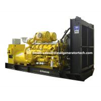 Buy cheap High Power Perkins Diesel Generator/Power Generator 1100KW Water-cooled from wholesalers