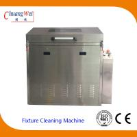 China CW -5200 SMT Cleaning Equipment Fixture Cleaning High Cleaning Efficiency wholesale