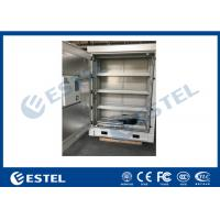 Buy cheap Four Shelves Outdoor Battery Cabinet IP55 Waterproof With Emergency Cooling from wholesalers