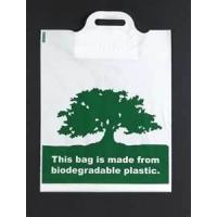 China Yellow, light green Flexo Printing PP poly paper bag industrial use in agriculture wholesale