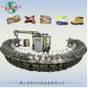 China Pu sandal making machine/pu slipper production line wholesale
