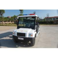 China 38.5KW Electric Patrol Car , Park Scenic Spot Classic Electric Vintage Cars wholesale