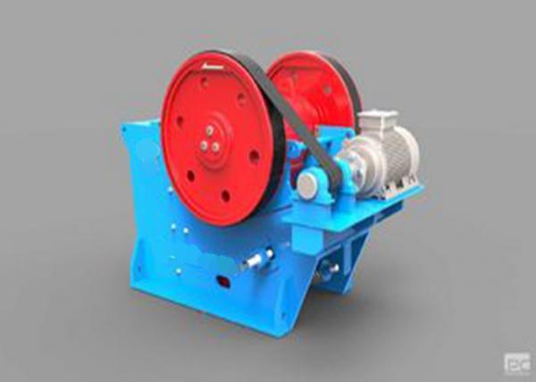 Quality Melhor triturador de maxila da série da capacidade JC para o cascalho que esmaga a máquina for sale