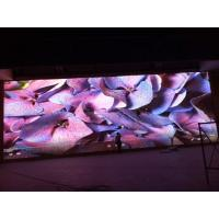 China Rental Full Color LED Video Screen Adjustable Brightness With Die Cast Aluminum Cabinet wholesale