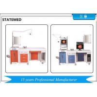 China Marble Desktop ENT Treatment Unit Single Station With Image Processing System wholesale