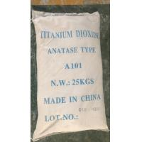 China Industry Grade Titanium Dioxide Anatase A101 Tio2 For Painting SGS Certificate wholesale