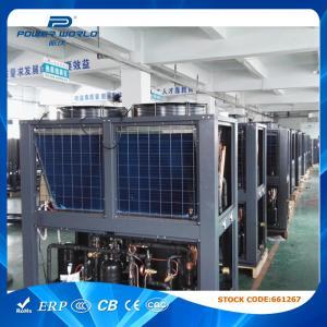 China хладоагент теплового насоса Р407К источника воздуха 30кв с функцией топления кондиционирования воздуха и космоса wholesale