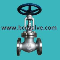 China ANSI 150LB Stainless Steel Flanged Globe Valve wholesale