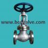 China ANSI 150LB Stainless Steel Flanged Globe Valve wholesale
