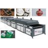 China Jet Type Circulation Automatic Silk Screen Printing Machine UV Photofixation Equipment wholesale