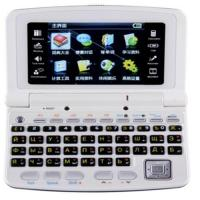 China New Deteer Russian-English-Chinese Color screen electronic dictionary on sale