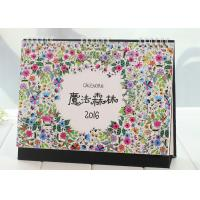 custom design for paper calender for office supplies and home furniture accessories