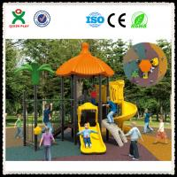 China China Supplier Used Outdoor Playground Equipment for Sale QX-006A wholesale