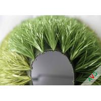 Quality Upstraight Football Field Turf with Dense Surface and Knees Protection for sale