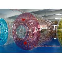 China Commercial Polyether TPU Jumbo Inflatable Water Roller Inflatable water ball with CE wholesale