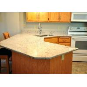 China  Style Kitchen Natural Granite Countertops Custom Waterproof wholesale