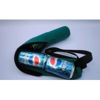 China custom Neoprene beer bottle cover cooler bag for cans or food storage wholesale