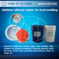 China Food grade platinum cure silicone rubber wholesale