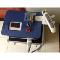 China Color Screen Q Switch Tattoo Removal Machine / Yag Laser Tattoo Removal Machine wholesale