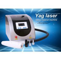 China Portable Age Spot Removal Machine , Nd Yag Laser Eyebrow Removal Machine wholesale