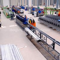 China Automactic Ceiling Drywall Stud And Track Roll Forming Machine PLC Control System wholesale