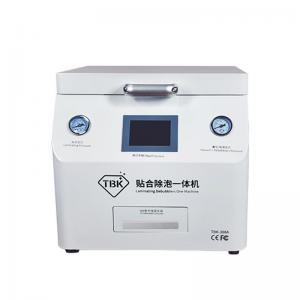 China TBK 308A UV Curing Box LCD Screen Lamination Bubble Removing machine for Max 15 inch Tablet wholesale