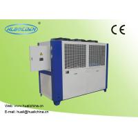 China R22 Refrigerant Industrial Water Cooled Chillers With Overload Current Protection wholesale