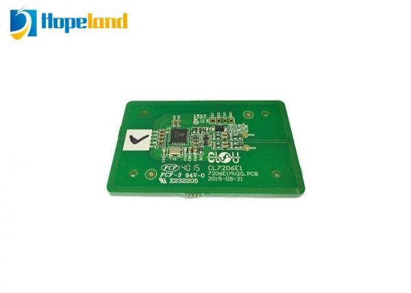 Quality OEM Hf 13.56 Mhz Rfid Reader Module With Impinj R2000 Model CL7206E1 for sale
