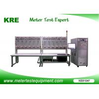 China 2 Current Channels  Energy Meter Calibration Equipment Bar Code Input wholesale