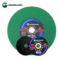 China GRASSLAND Cutting Disc Steel For metal stainless steel  125 X 2.0 X 22.2mm wholesale
